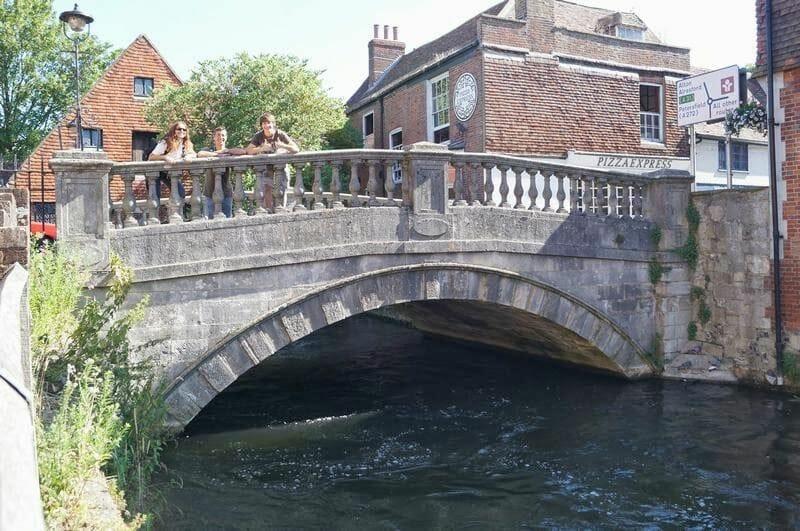 puente de Winchester, winchester bridge