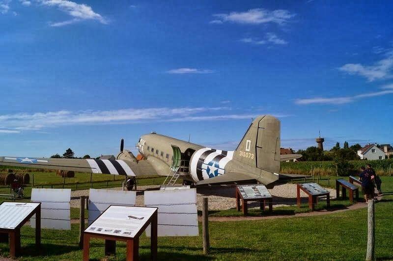avión Dakota C47
