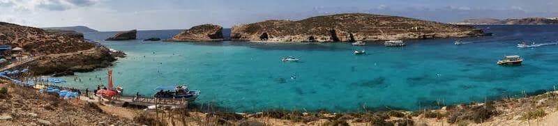 playa de Comino