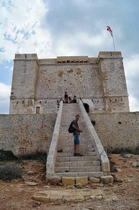 torre de Santa Marija, torre de Santa Maria de Comino, torres de Malta