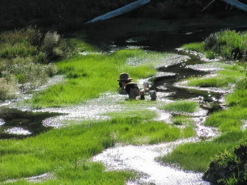 jacuzzi yellowstone