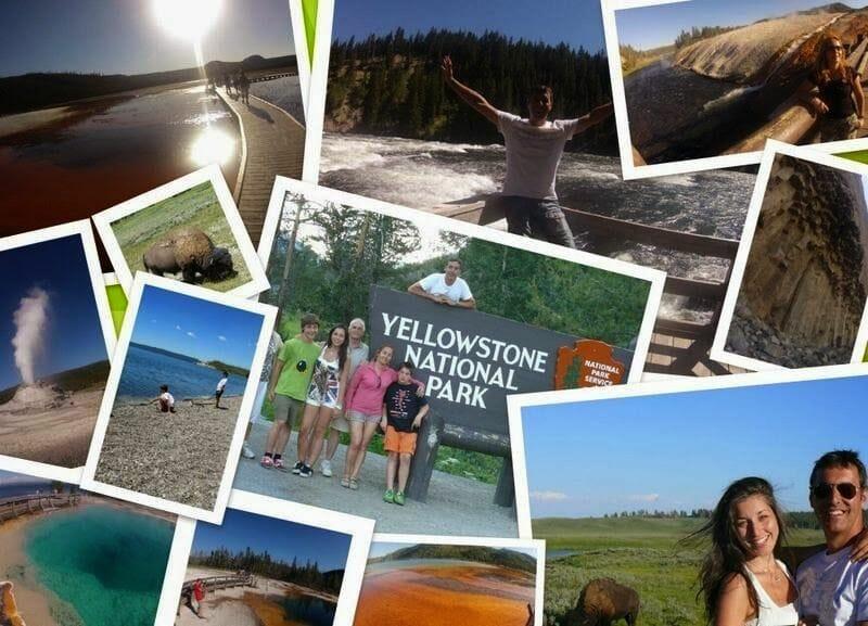 que ver en Yellowstone en dos días