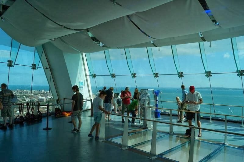 Mirador de la Spinnaker tower