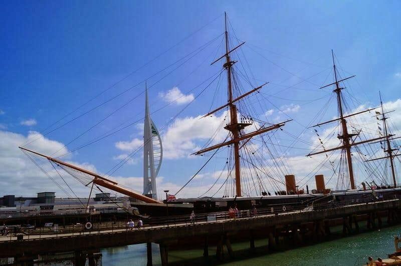 visitar Portsmouth inglaterra
