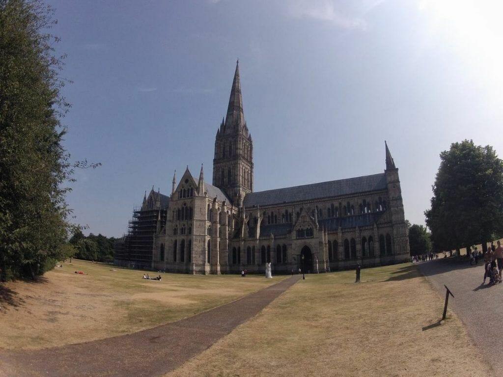 catedral - qué ver en Salisbury