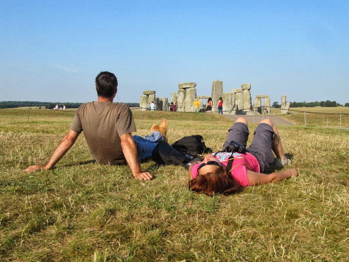 Visitar Stonehenge Inglaterra