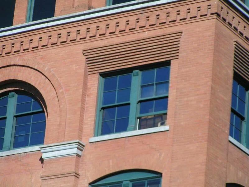 ventana donde dispararon a Kennedy