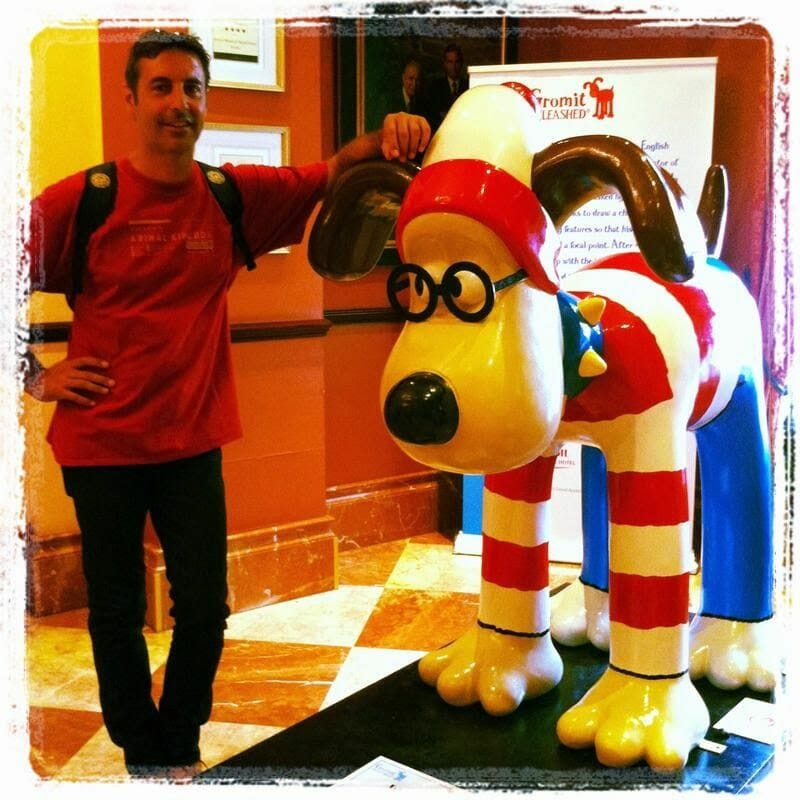 gromit wally