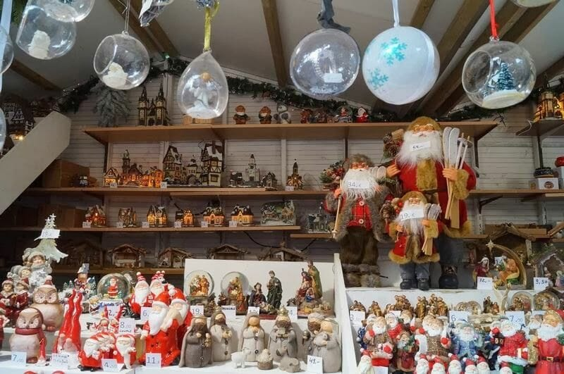 Mercados navideños de Bélgica, Mercado navidad de Lieja,