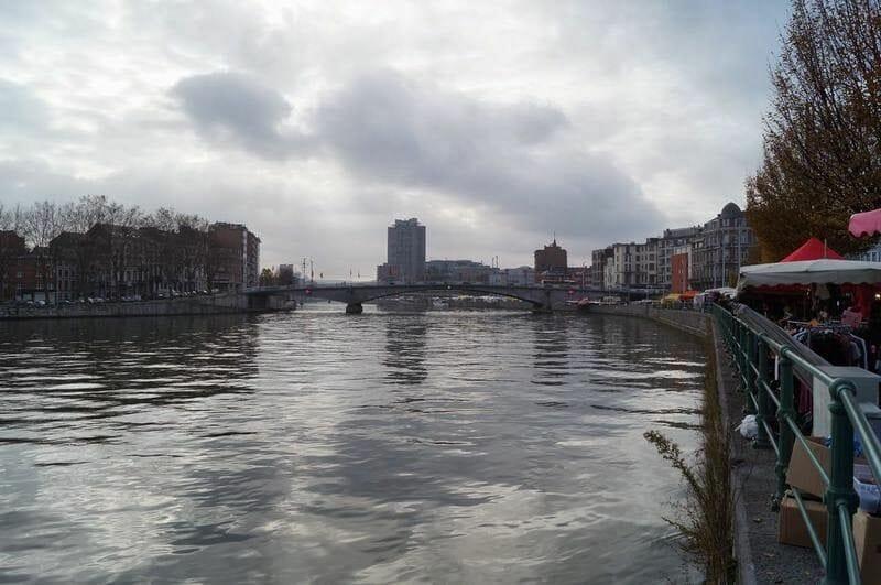río de Lieja