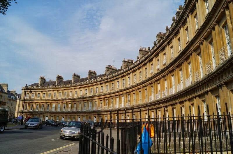Circus de Bath