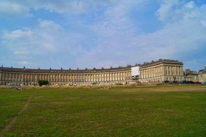 Royal Crescent de Bath