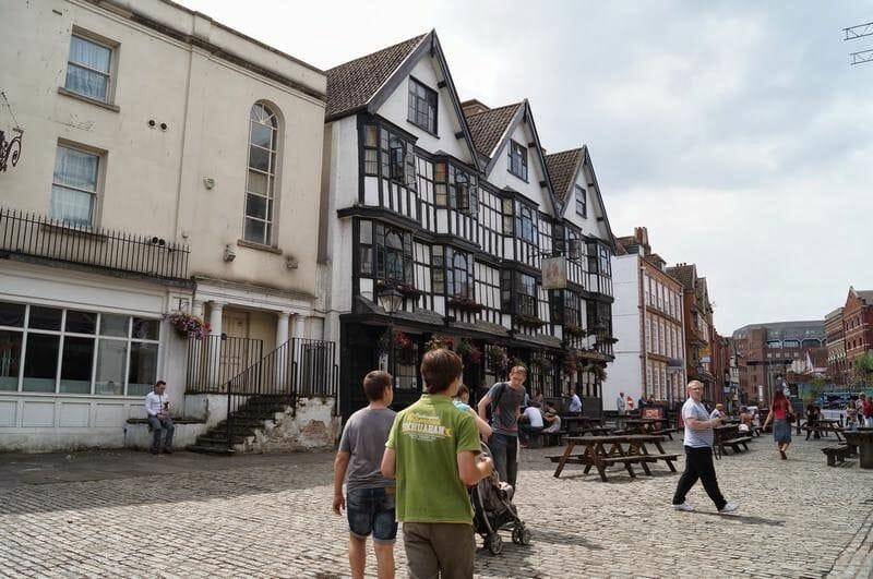King street Bristol