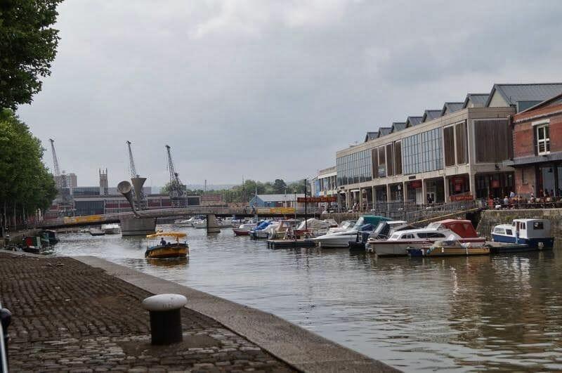 Floating Harbour Bristol