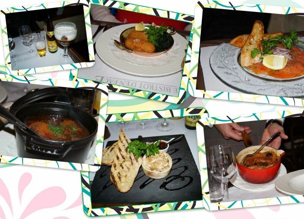 comida restaurante le bistrot