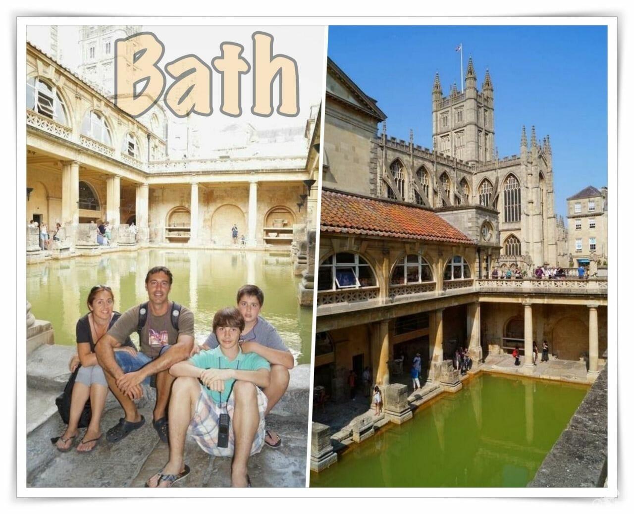 que ver en bath Inglaterra