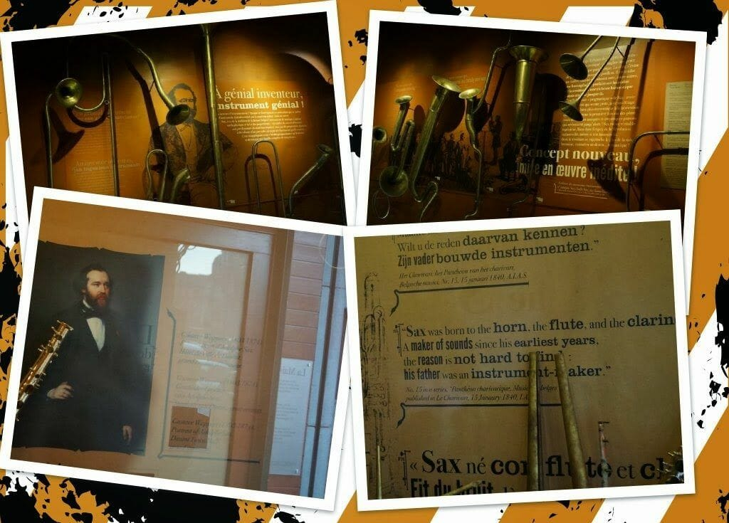 Maison de Monsieur Sax o museo del saxo - que ver en Dinant