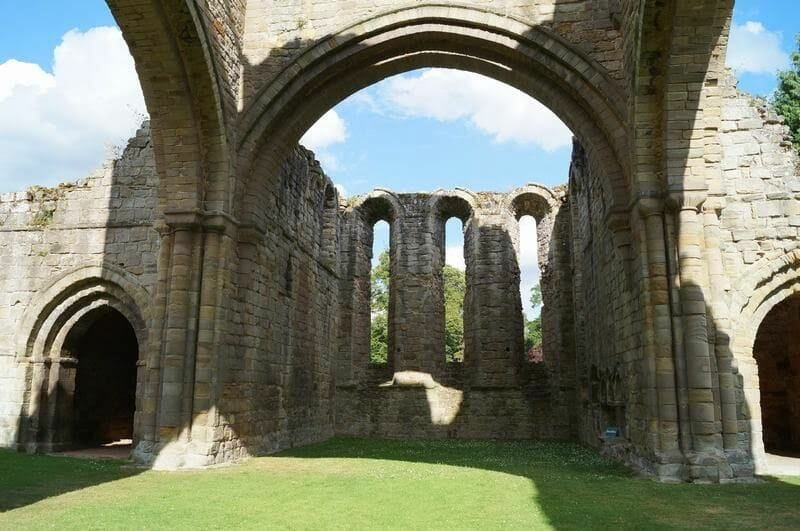 abadia Buildwas