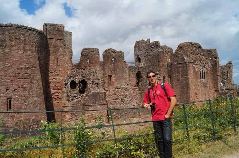 castillo de Goodrich