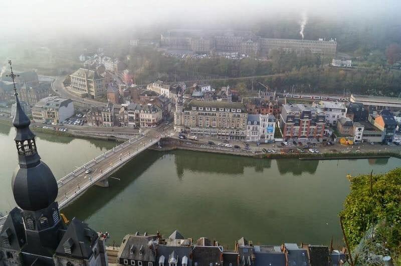 La Citadelle que ver en Dinant