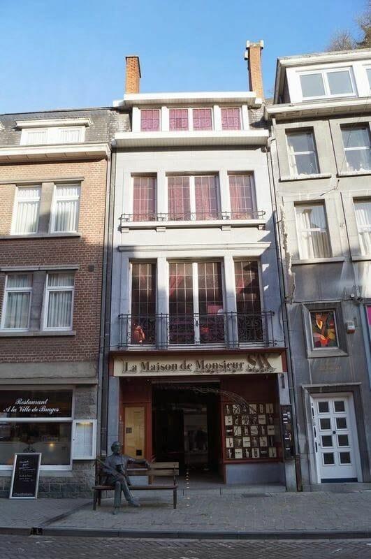 Maison de Monsieur Sax o museo del saxo