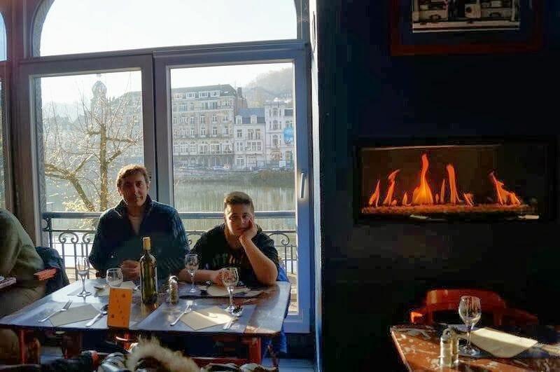 restaurante Chez Bouboule que ver en Dinant