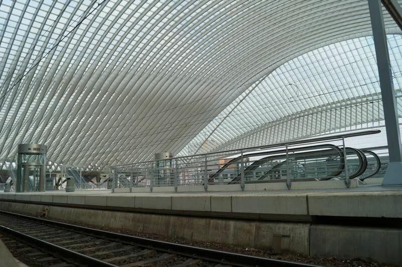 Santiago Calatrava estaciones