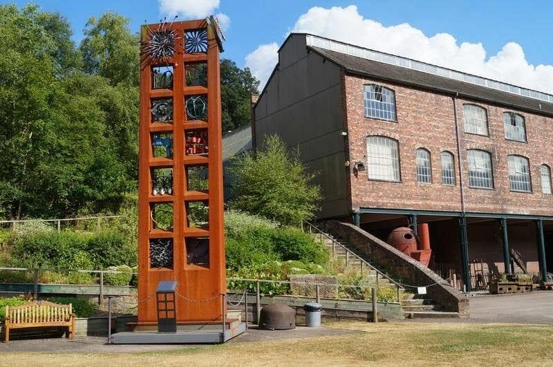 museo del hierro inglaterra