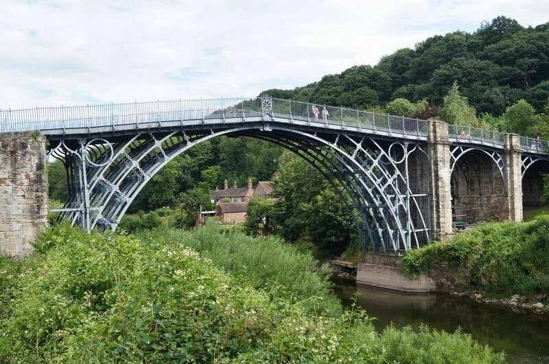 Iron bridge gorge