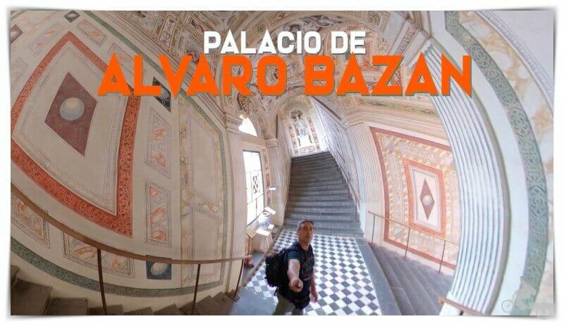 Palacio del marqués de Santa Cruz en Viso del Marquéssanta C