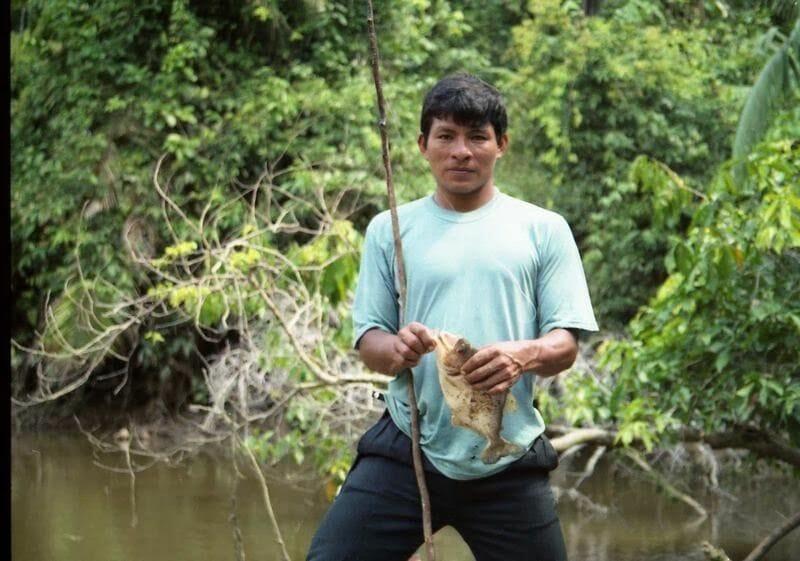 cesar en la selva