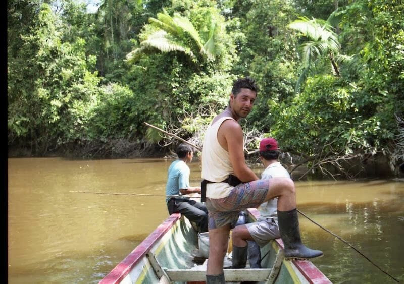 mi baul de blogs Parque Nacional de Cuyabeno