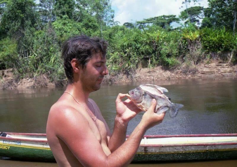 Unos días en el Amazonas (Parque de Cuyabeno, Ecuador)