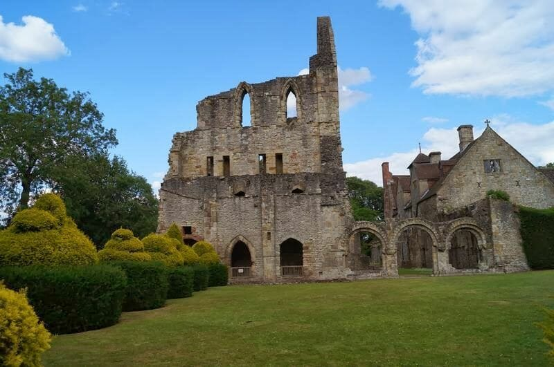 Wenlock Priory