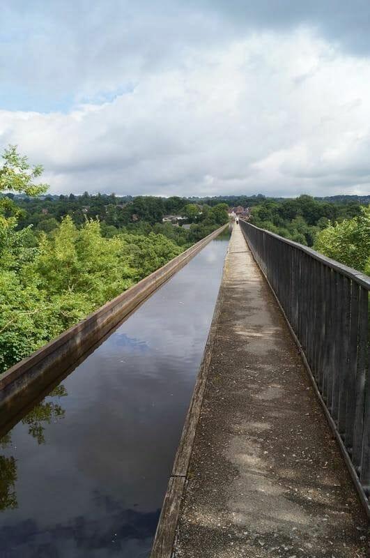 canal acueducto de Pontcysyllte