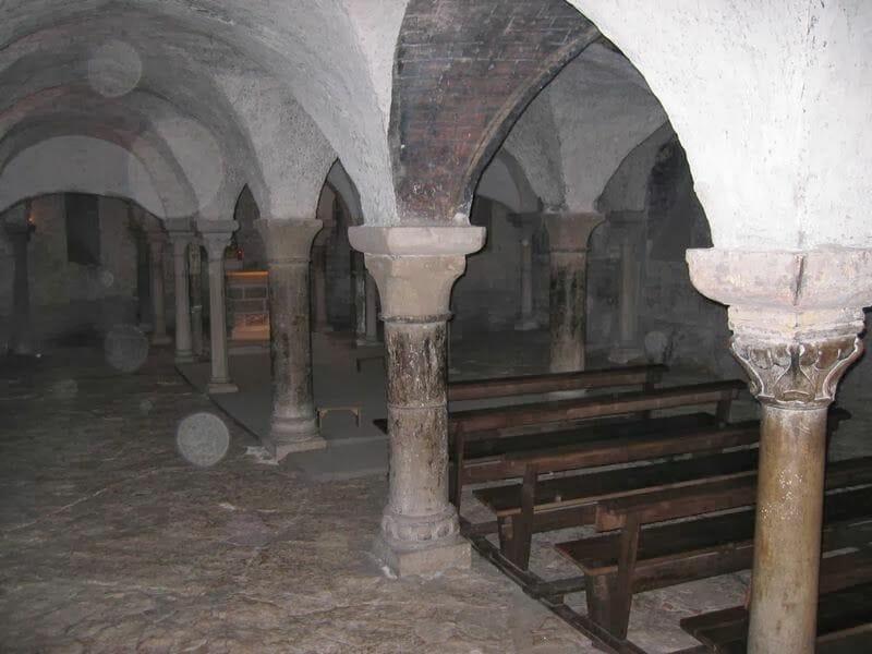 cripta de Vezelay