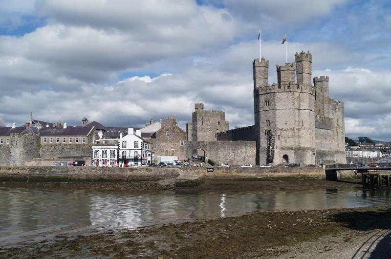 castillo de Caernarfon
