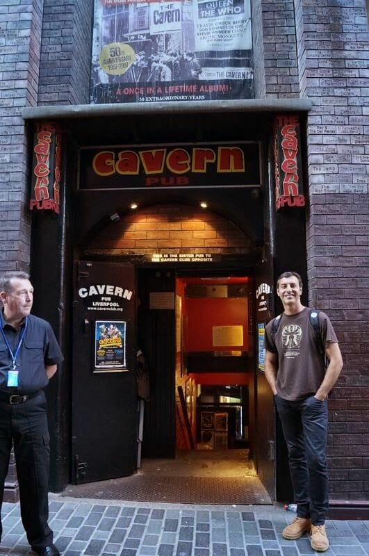 entradaThe Cavern