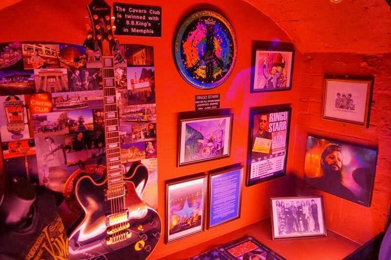 guitarra The Cavern