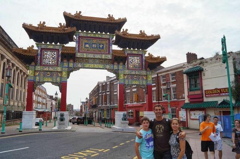 Barrio Chino de Liverpool