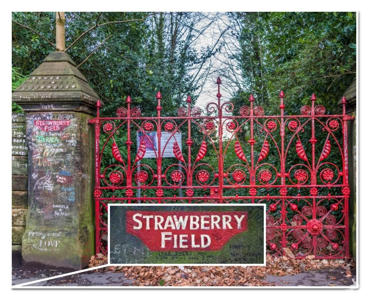 strawberry fields liverpool