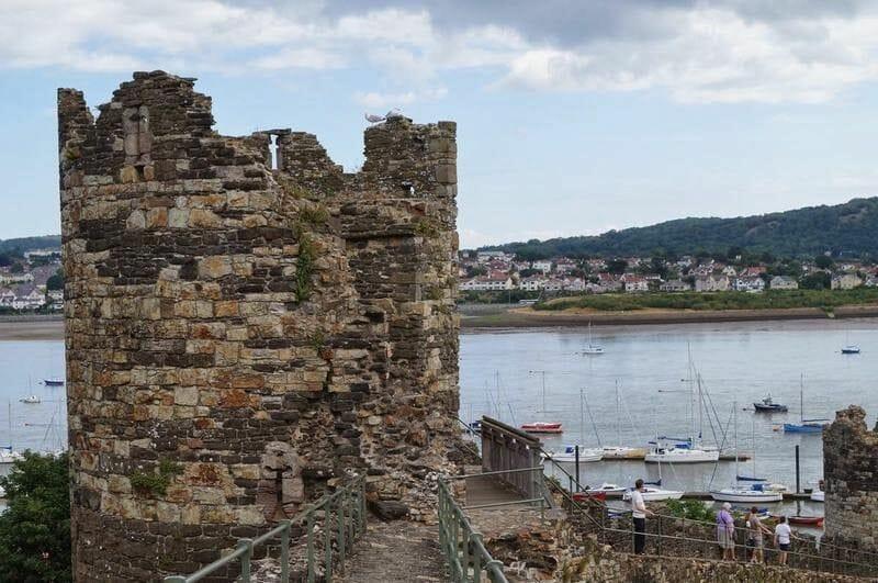 muralla de Conwy