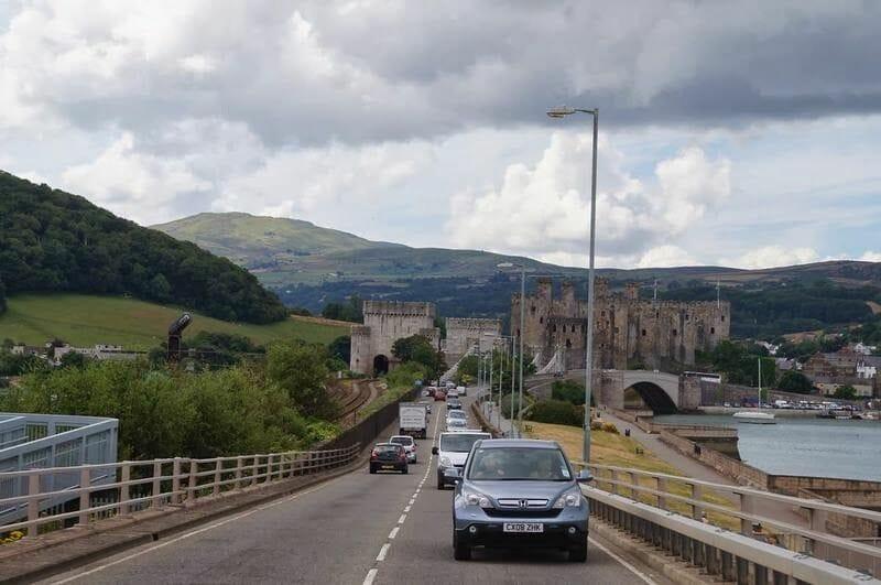 puente nuevo de conwy