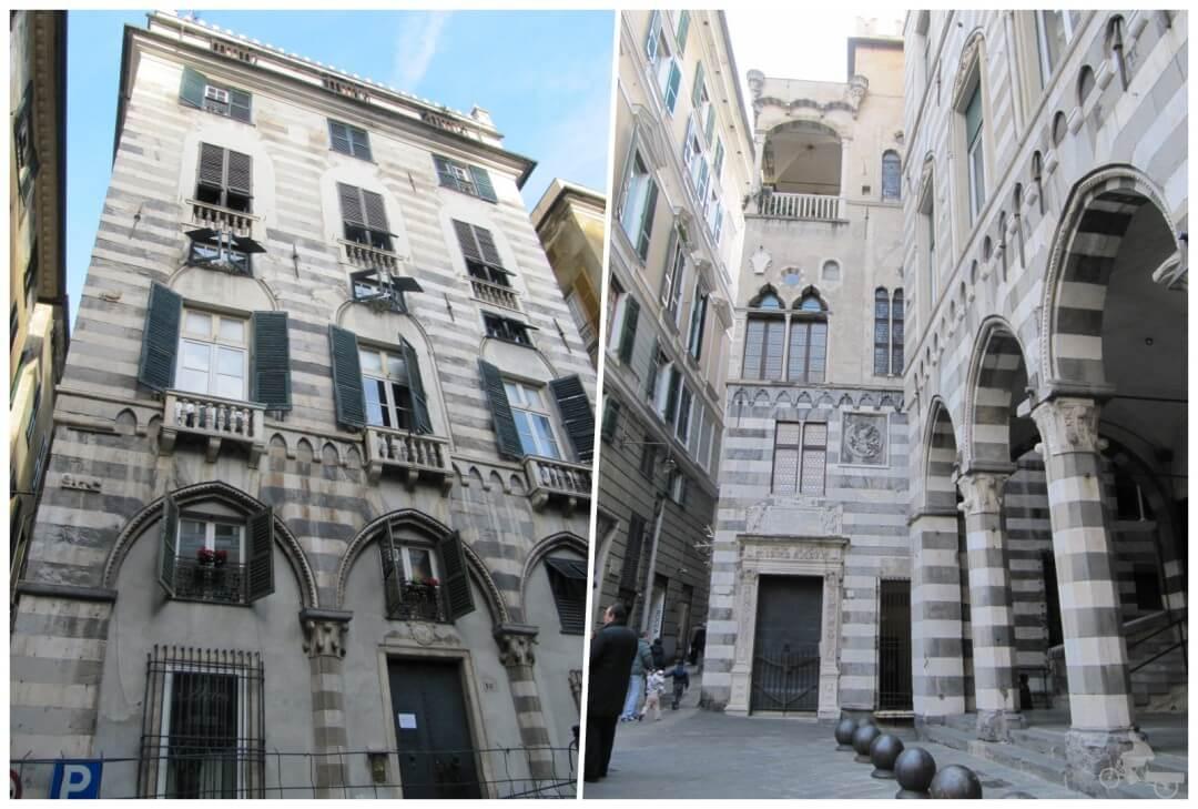 edificios genova
