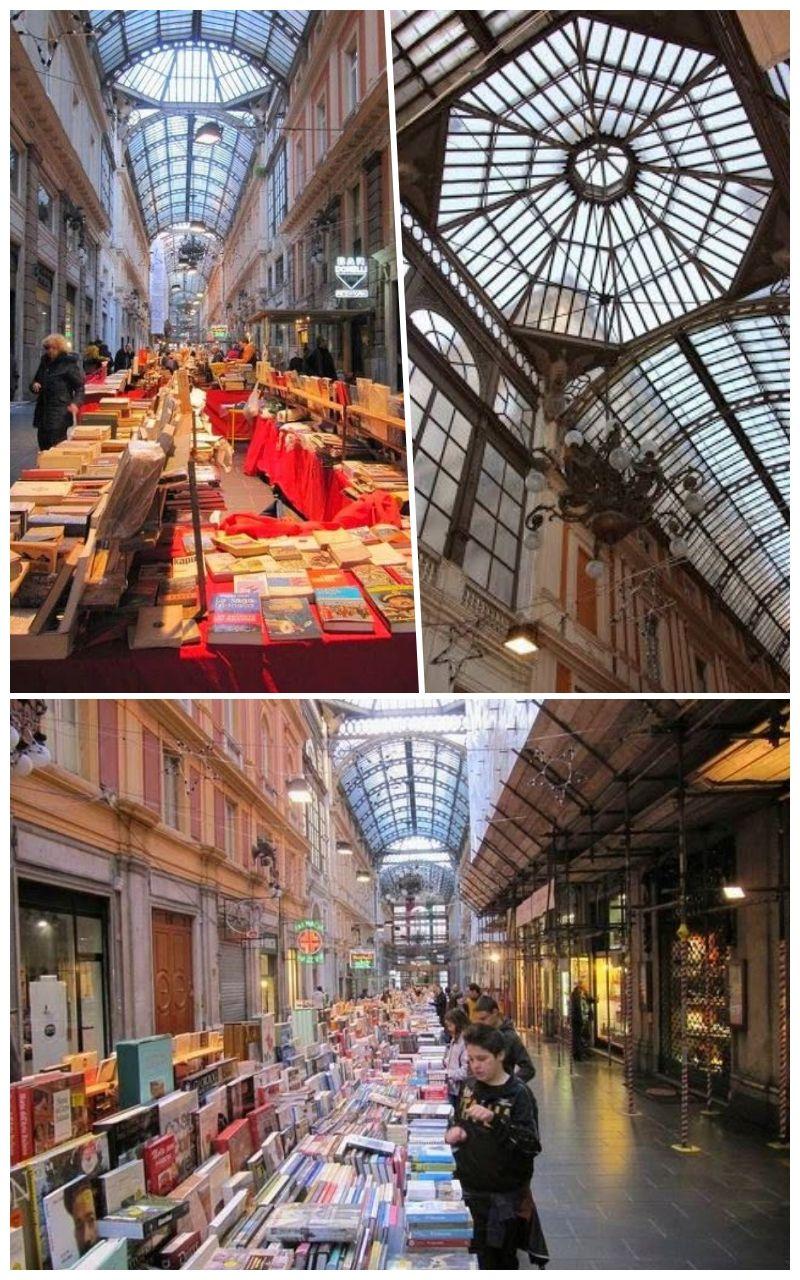Galleria Mazzini Qué ver en Génova en un día