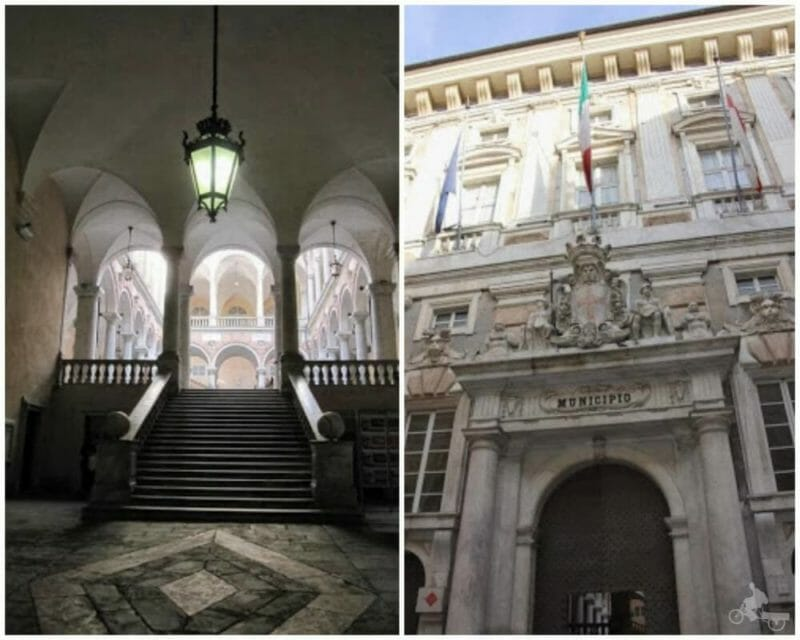 ayuntamiento Genova