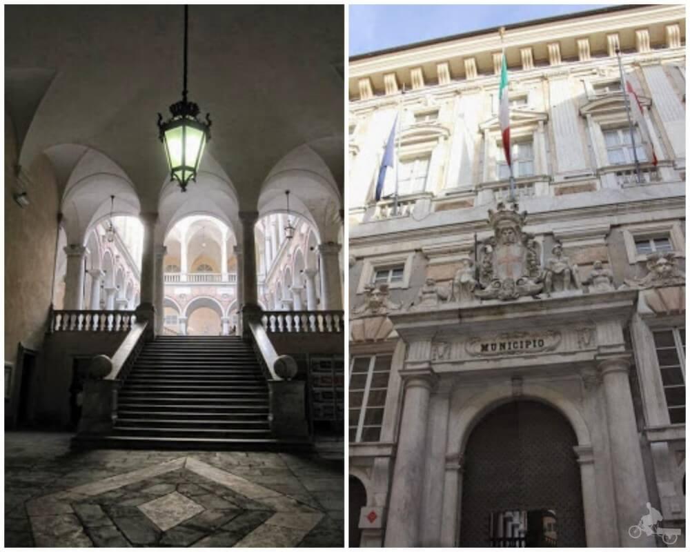 ruta por Genova