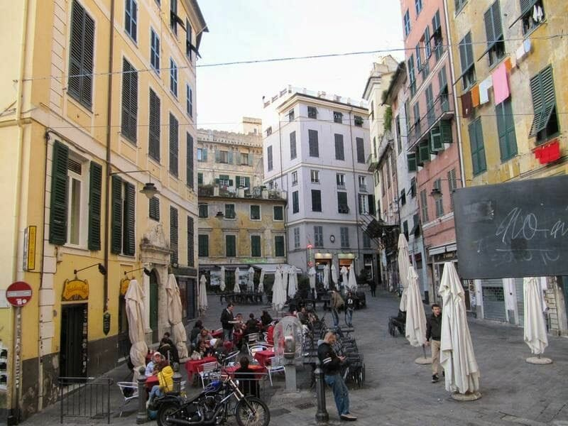calles genova casas