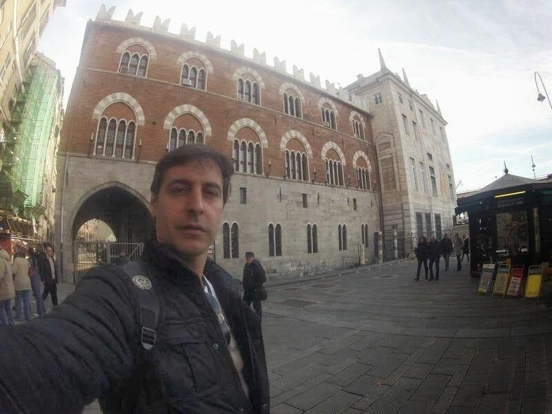Palazzo de San Giorgio