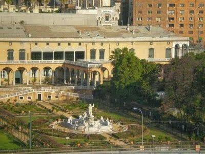 palacio andrea doria genova